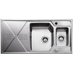 Кухонная мойка Teka Expression 1 1/2 B 1D микродекор