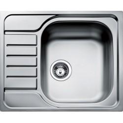 Кухонная мойка Teka Universal 580.500 1B 1D матовая