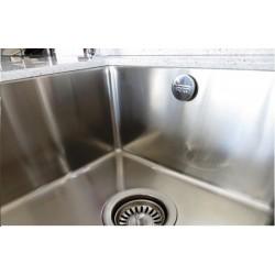 Кухонная мойка Teka BE 39 полированная
