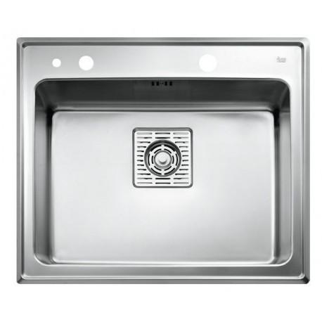 Кухонная мойка Teka FRAME 1B Plus полированная
