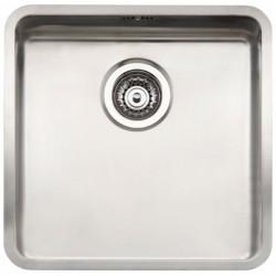 Кухонная мойка Reginox Ohio 40x40 полированная