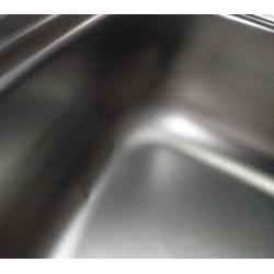Кухонная мойка Reginox Ohio 40x40 Tap-Wing матовая