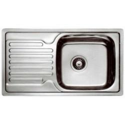 Кухонная мойка HAIBA 780х430 микродекор