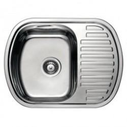 Кухонная мойка HAIBA 630х490 микродекор