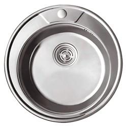 Кухонная мойка HAIBA 490 микродекор