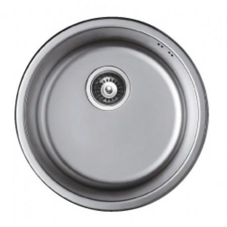 Кухонная мойка HAIBA 440 полированная