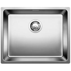 Кухонная мойка BLANCO ANDANO 500-U  зеркальная без клапана-автомата