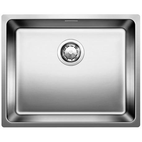 Кухонная мойка BLANCO ANDANO 500-U  зеркальная