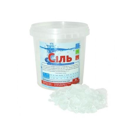 Соль полифосфатная для смягчения воды