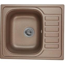 Кухонная мойка Minola MPG 1145-58 эспрессо