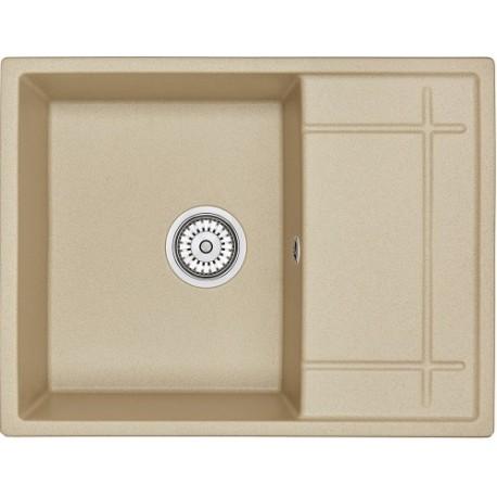 Кухонная мойка Minola MPG 1150-65 песок