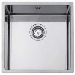 Кухонная мойка Teka TOP BE LINEA 40.40 R15 полированная