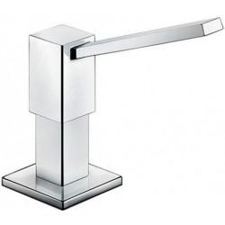 Дозатор BLANCO QUADRIS нержавеющая сталь с зеркальной полировкой