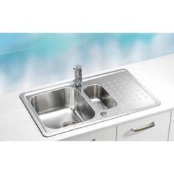Кухонная мойка Alveus Praktik 110 полированная