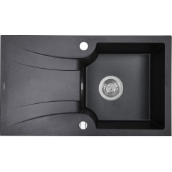 Кухонная мойка Perfelli FELICINETTO PGF 114-78 BLACK