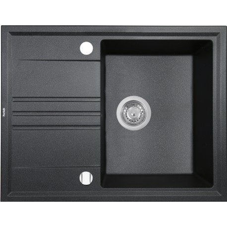 Кухонная мойка Perfelli SILVE PGS 134-64 BLACK