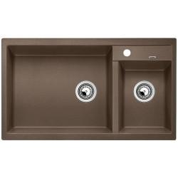 Кухонная мойка Blanco METRA 9 мускат (чаша слева)