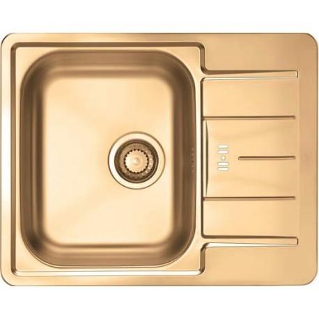 Кухонная мойка ALVEUS LINE 60 бронза