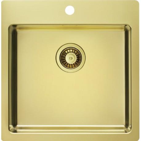 Кухонная мойка ALVEUS PURE 30 бронза