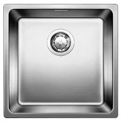 Кухонная мойка BLANCO ANDANO 400-IF без клапана-автомата