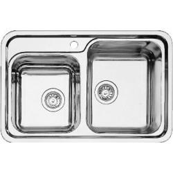 Кухонная мойка BLANCO CLASSIC 8 нерж. сталь c зеркальной полировкой