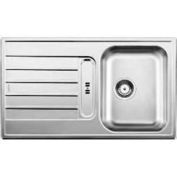 Кухонная мойка BLANCO LIVIT 45 S нерж. сталь полированная