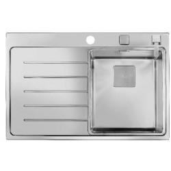Кухонная мойка Teka ZENIT R15 1B 1D RHD 78 правосторонняя