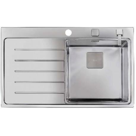 Кухонная мойка Teka ZENIT R15 1B 1D LHD 86 левосторонняя