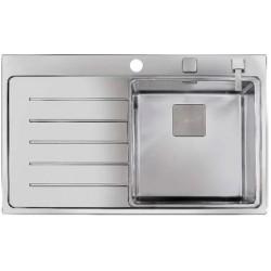 Кухонная мойка Teka ZENIT R15 1B 1D 86 RHD правосторонняя