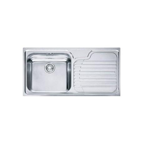 Кухонная мойка Franke Galassia GAX 611 крыло слева/справа