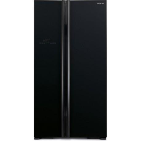 Холодильник Hitachi R-S700PUC2GBK