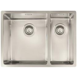 Кухонная мойка Teka BE LINEA R15 2B 580 полированная