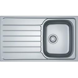 Кухонная мойка Franke Spark SKX 611-86, полированная