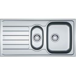 Кухонная мойка Franke Spark SKX 651 полированная