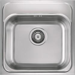 Кухонная мойка ALVEUS BASIC 140 полированная