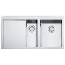 Кухонная мойка Franke PLANAR PPX 251 TL крыло слева
