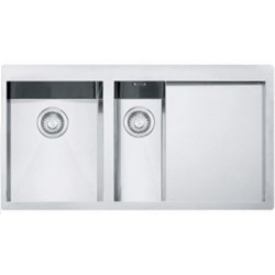 Кухонная мойка Franke PLANAR PPX 251 TL крыло справа