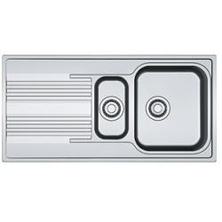 Кухонная мойка Franke SMART SRX 651 декор