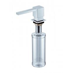 Дозатор Blue Water 390 ml квадратный матовый