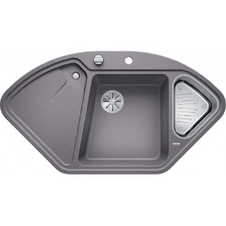 Кухонная мойка Blanco DELTA II алюметаллик