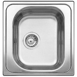 Кухонная мойка BLANCO TIPO 45-C нерж. сталь матовая