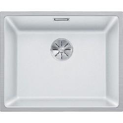 Кухонная мойка BLANCO SUBLINE 500-IF SteelFrame белый