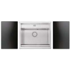 Кухонная мойка Apell REGOLA RE601IKITB