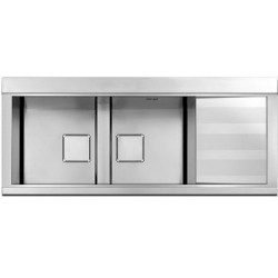 Кухонная мойка Apell Sinphonia PD1162IRKITB