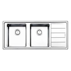 Кухонная мойка Apell LINEAR PLUS LNP1162FRBC