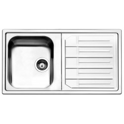 Кухонная мойка Apell MELODIA MLE861IRBC