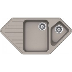 Гранитная мойка Schock Typos C150 Beton-42