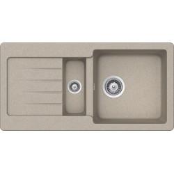 Гранитная мойка Schock Typos D150 S Sabbia-58 (28076058)