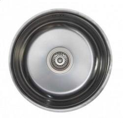 Кухонная мойка Asil AS 18-R65 матовая