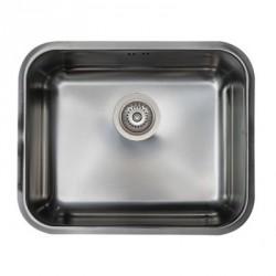 Кухонная мойка Asil AS 336-R65 полированная